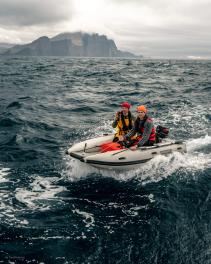 Takacat Katamaran-Schlauchboot