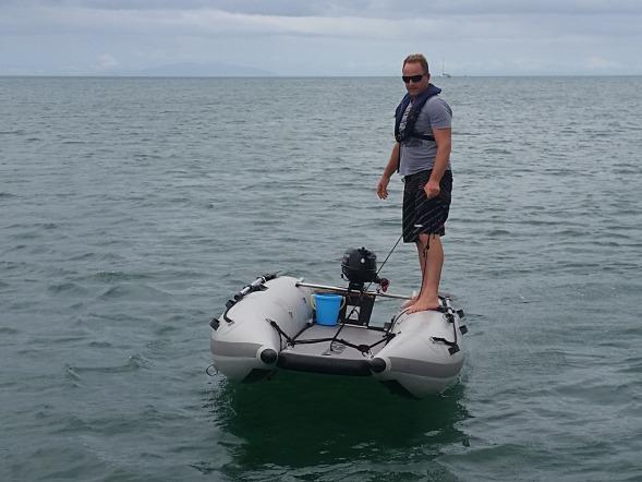 Takacat Katamaran Schlauchboot 300LX