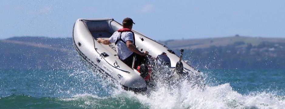 Takacat Sport Schlauchboot - Katamaranschlauchboot mit geschlossenem Bug