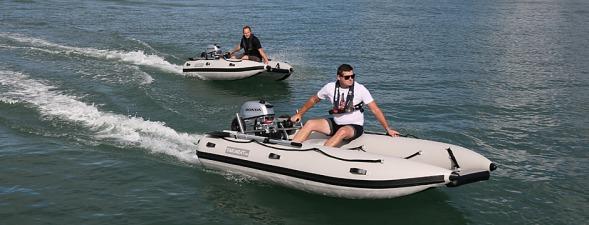 Takacat Katamaran-Schlauchboot LiteX