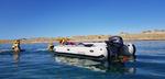 Takacat Schlauchboot für Wasserspass