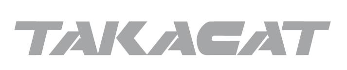Takacat - Innovative Katamaran-Schlauchboote